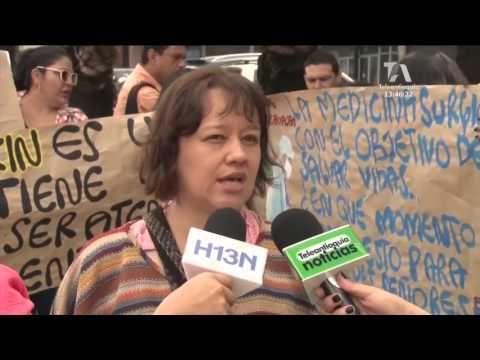 Otro capítulo de la crisis de la salud se vive hoy en Medellin. – Hora 13 Noticias