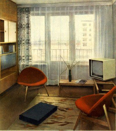 soviet interior