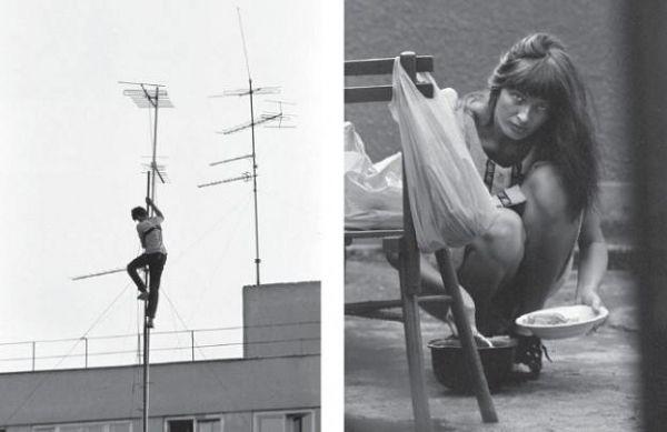 Comunismul in Romania vazut prin aparatul lui Andrei Pandele - FOTO