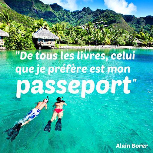 Les plus belles citations de voyage