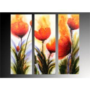 cuadros de flores grandes - Buscar con Google