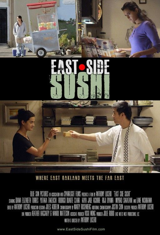 Click to View Extra Large Poster Image for East Side Sushi