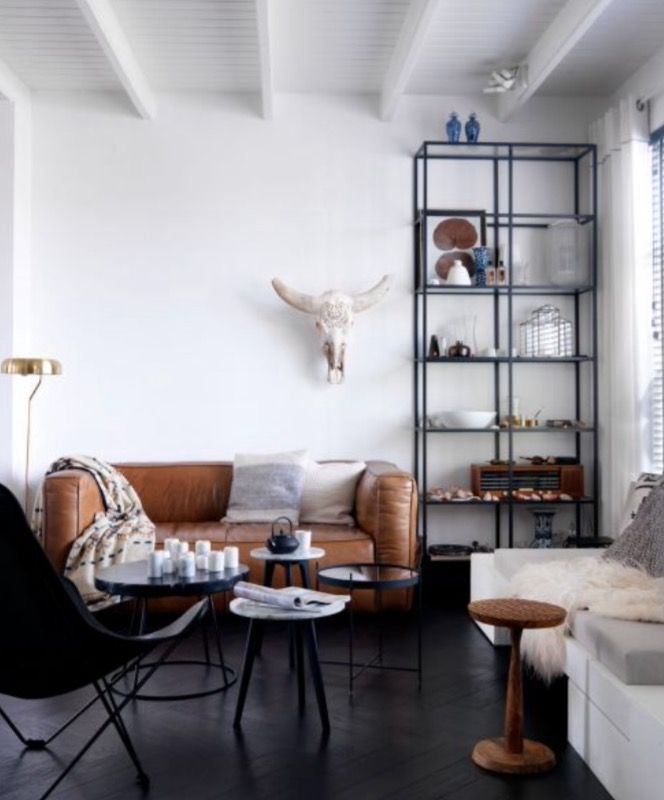 """This living room is from our feature """"Double Dutch"""""""