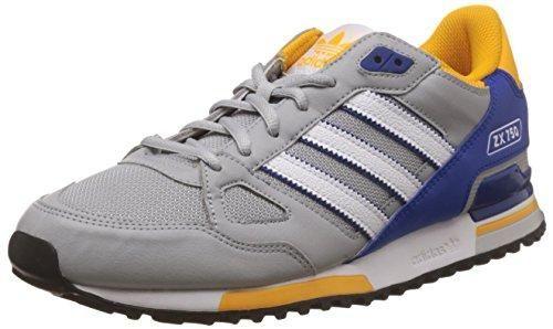Oferta: 95€ Dto: -37%. Comprar Ofertas de adidas ZX 750 Zapatillas de deporte, Hombre, Gris / Azul / Blanco, 42 2/3 barato. ¡Mira las ofertas!