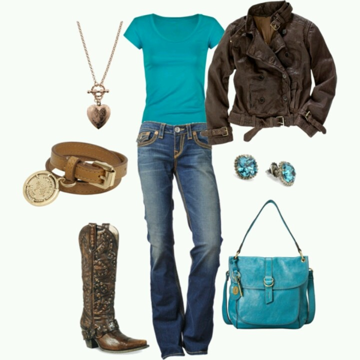 17 Best images about Cute Country Girl Outfits on ...