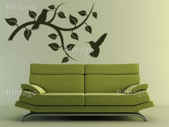 Birds - wallsticker
