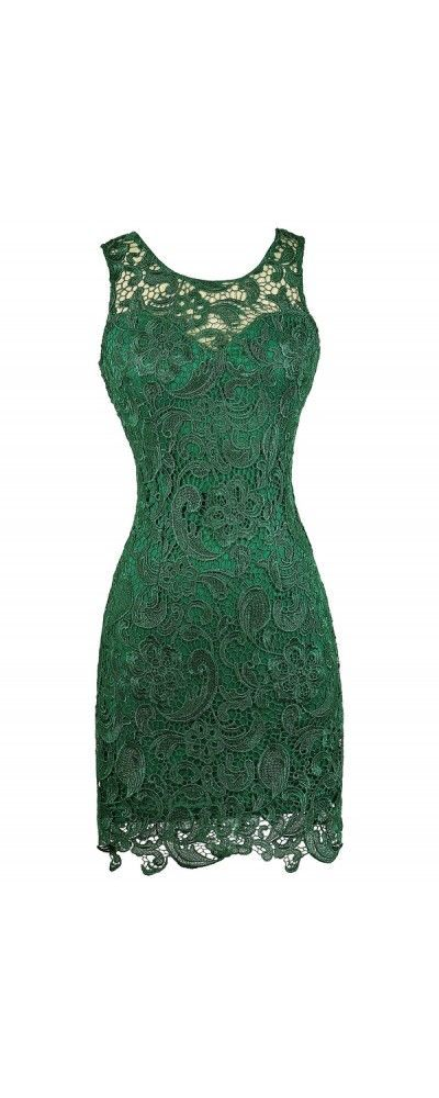 hunter green dresses - photo #26