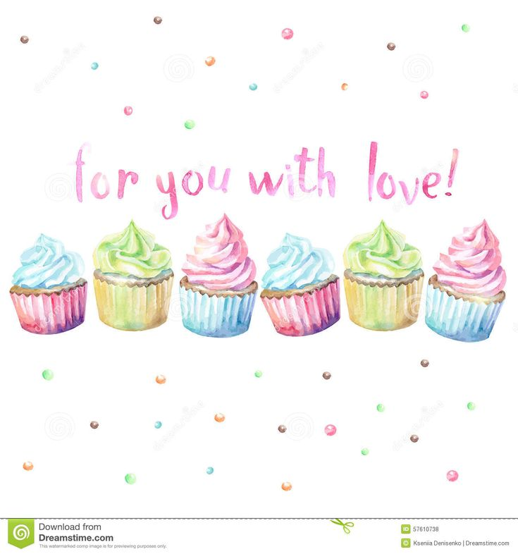 Cupcakes Stock Illustrations, Vectors, & Clipart – (3,700 Stock ...