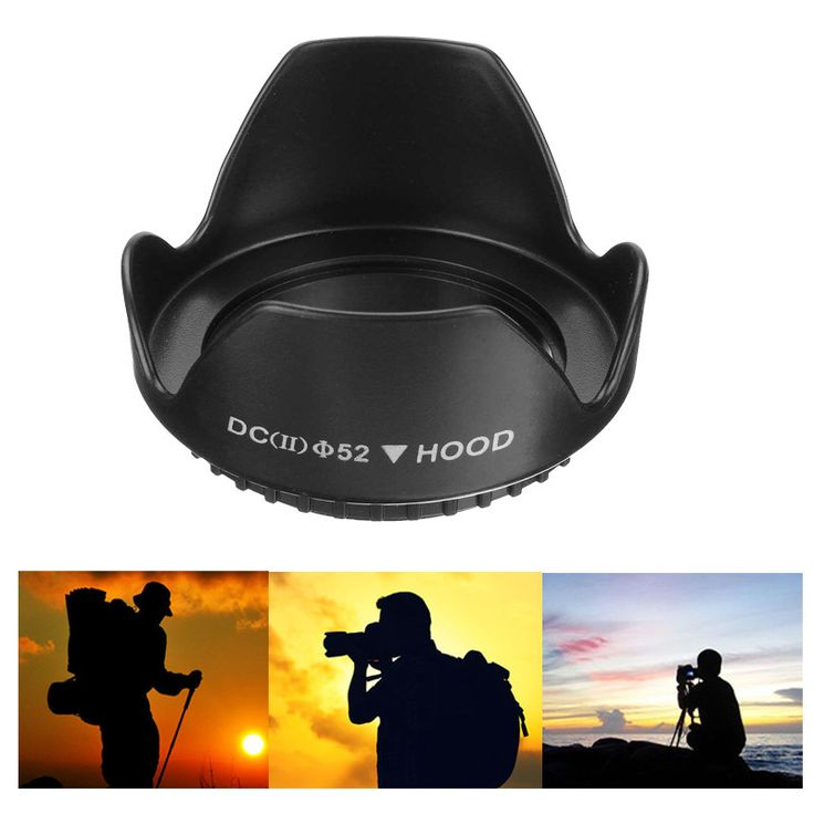 >> Click to Buy << 52 mm Flower Lens Hood Screw Mount For Nikon D7000 D5200 D5100 D5000 D3200 D3100 D3000 for Canon EOS 400D 550D 500D 600D 1100D #Affiliate