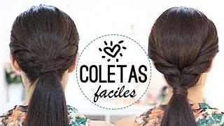 secretos de chichas peinados faciles chongos despeinados - YouTube