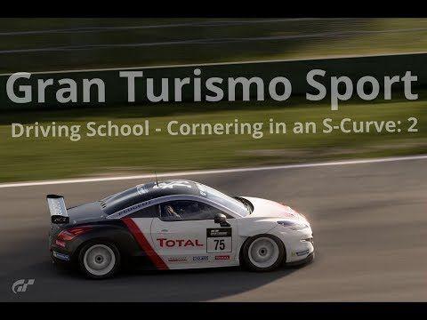 New video! #granturismosport #gtsport #sony #ps4 #ps4pro #playstation #simulator #game #games #drivingschool #cornering #corners #scurve #two #peugeot #rcz #rczgr4 #racecar #cars #tracks #online #roadracing #rallyracing #tutorial