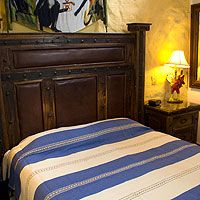 Zapotec cotton bedspread, 'Joy of Oaxaca' (king)