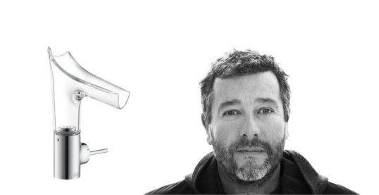 Axor Starck V di Philippe Starck select by Arredativo.it http://www.arredativo.it/2015/recensioni/philippe-starck-axor-rubinetto-invisibile/