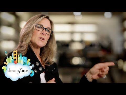 Social Enterprise Angela Ahrendts Burberry.... I can't get enough of this woman