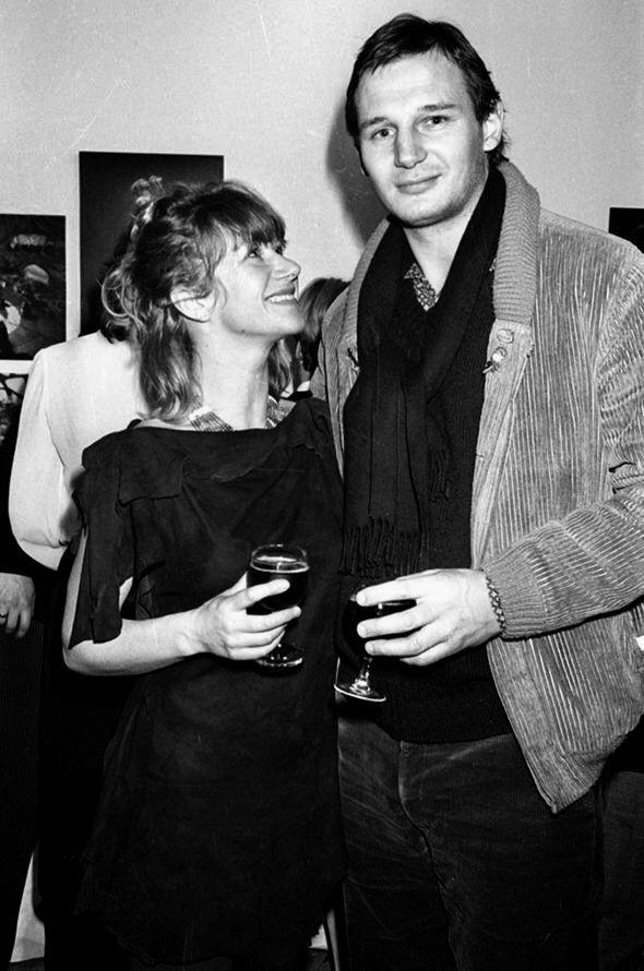 Helen Mirren and Liam Neeson | Helen mirren liam neeson ...