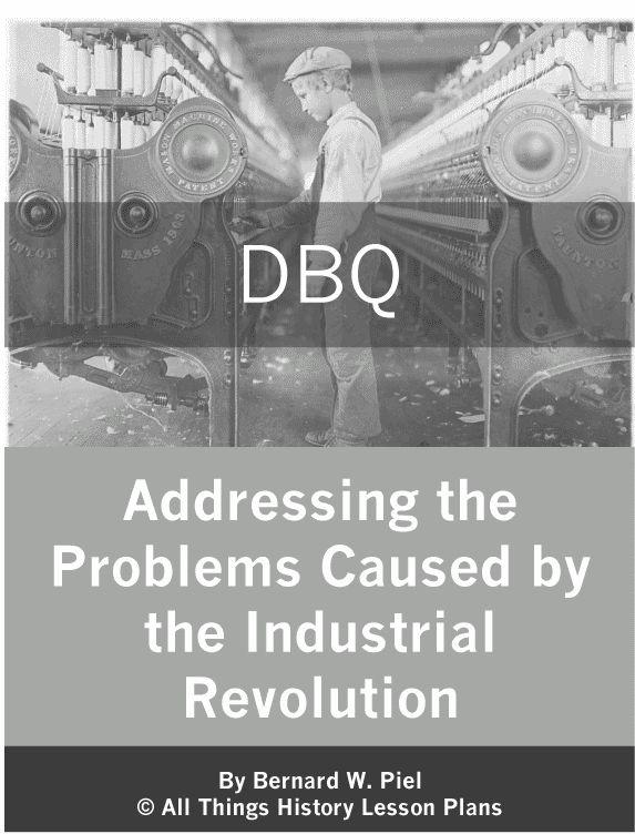 Us history dbq essay industrialization