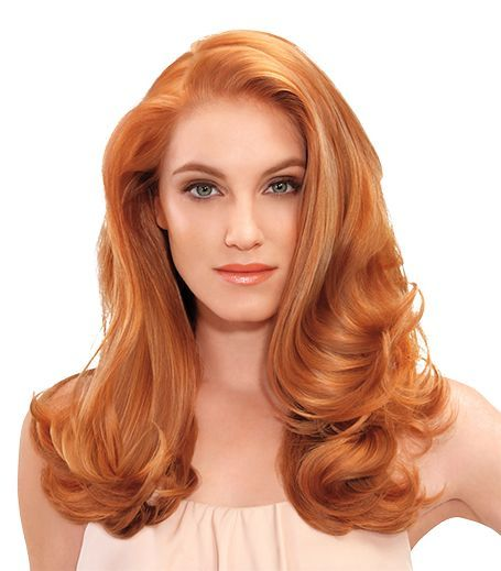 light red hair color 2017 | hair | Pinterest | Haar ideen ...