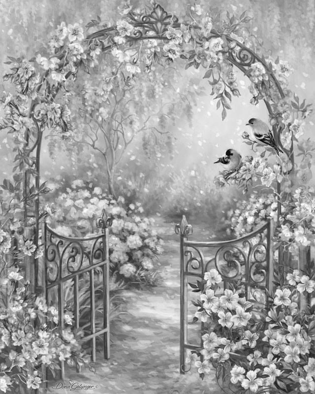 152 best colouring grayscale drawings images on pinterest Grayscale coloring books for adults