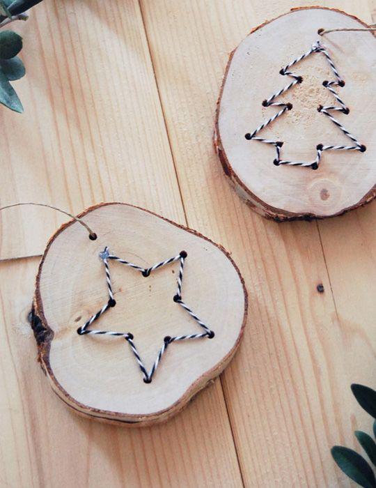 DIY Noel scandinave - DIY Christmas