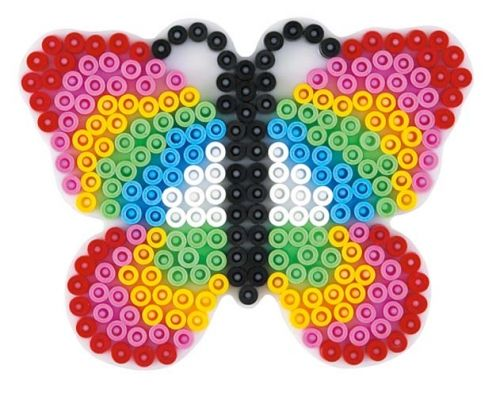 hama beads butterfly - Bing Images
