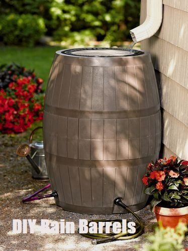 Top Water Filters And DIY Rain Barrels – Kasey Erc…