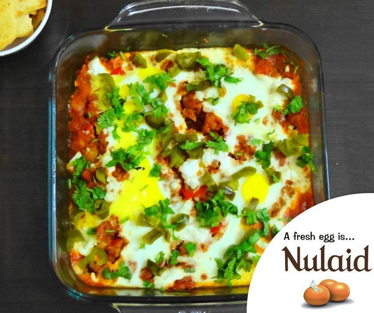 The Poached Eggs in Tomato Sauce recipe is very easy to prepare, healthy, comforting, flavourful and full of wonderful colours - definitely a must try. For the full recipe, click here: http://ablog.link/4nf. Source: WhenIAte. #MeatfreeMonday #Nulaid