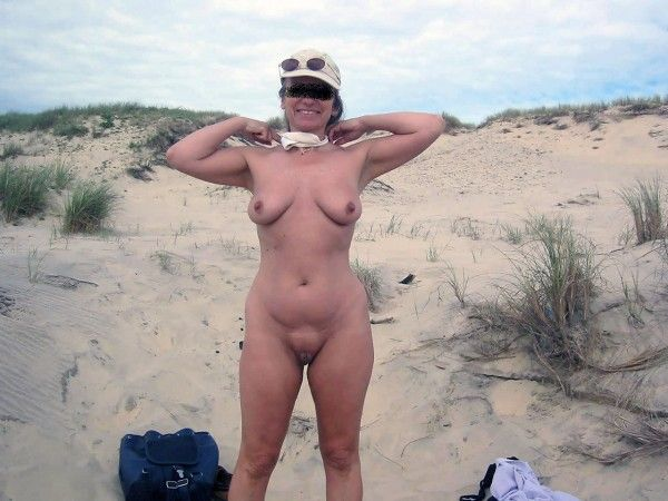 Necessary naked wife tanning nude beach where logic?