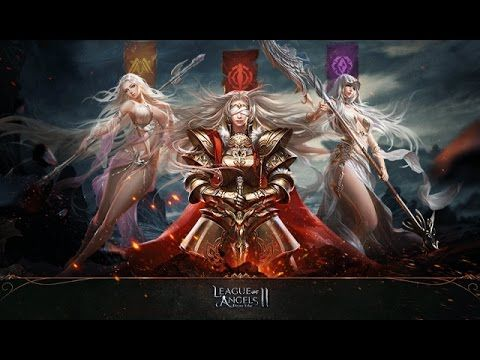 League of Angels 2 Normal Dungeon #LoA2 #Gameplay