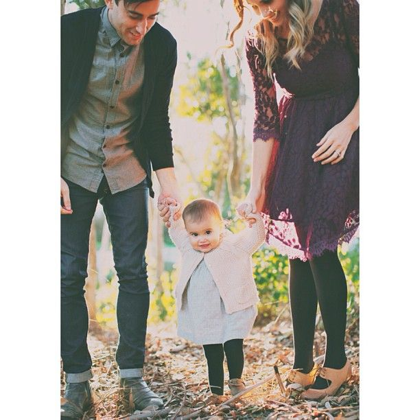 Wickham family (via Phil Wickham instagram) Love the Purple dress Mrs.Wickham<3