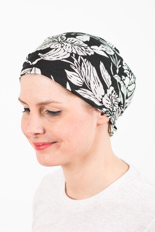 Foudre - Bandeau pour pelade, alopécie & chimiothérapie Tiare