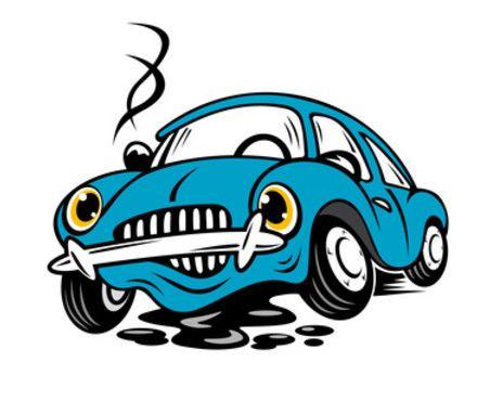 En cas d'accident en France, il vous faut : votre permis de conduire, votre attestation d'assurance, un constat et, beaucoup de bonne humeur !!!