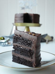 Death by Chocolate Espresso Cake | Brinken bakar