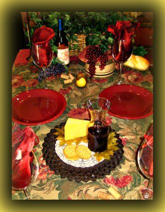 51 best images about tuscany party food and decor on for Italian decoration food