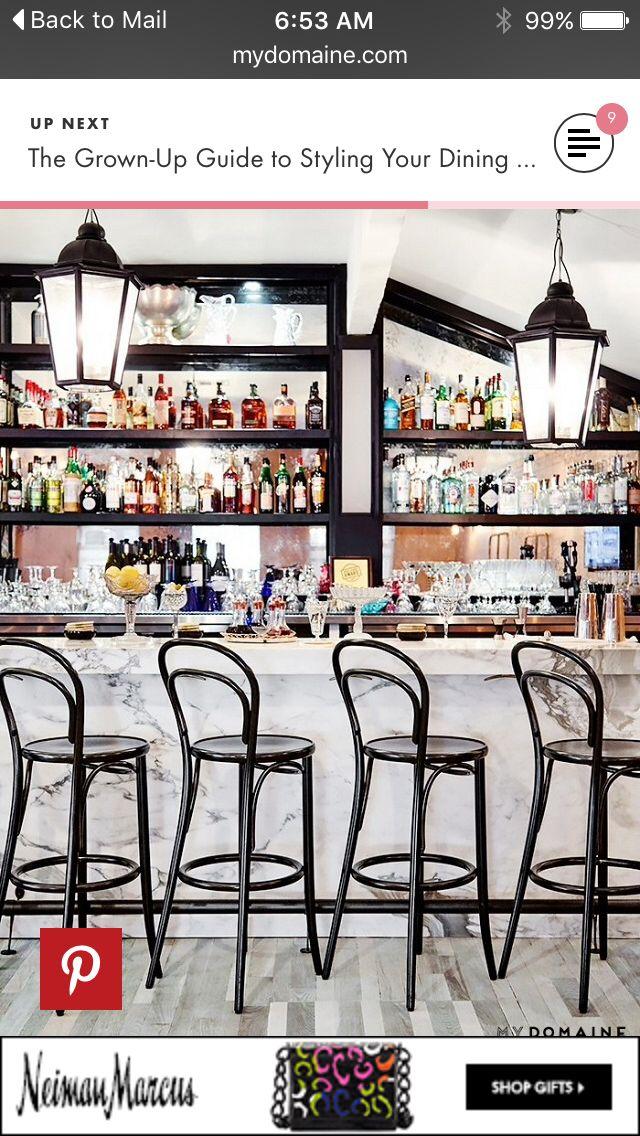Fabulous bar