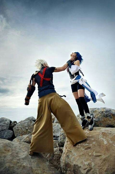 Amazing Kingdom Hearts Cosplay