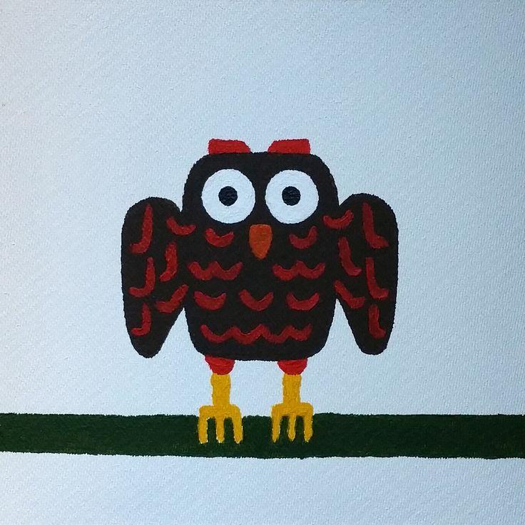 Hug Owl