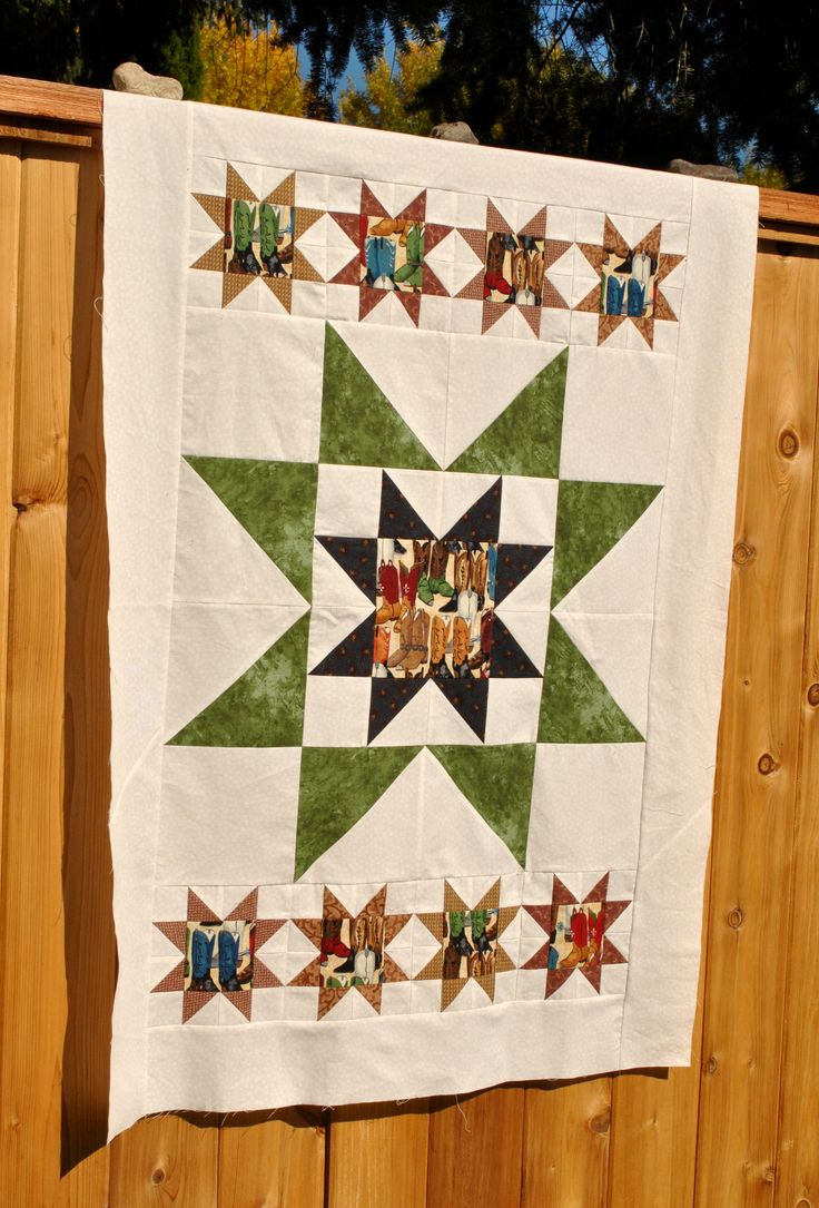 Donation baby quilt