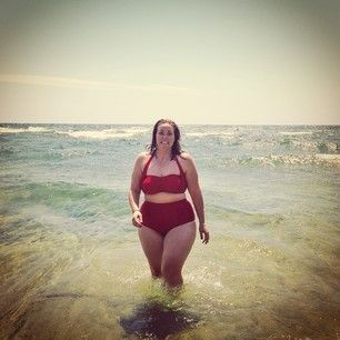 Women Are Sharing Gorgeous Pictures Of Their Real Bodies With The #Fatkini Hashtag