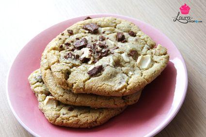 Recette Cookies américains a préparer la veille