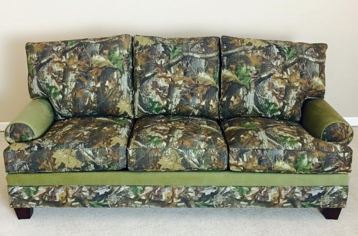 New Realtree Camo Sofa Realtreecamo Camo Home Decor Pinterest Sofas A