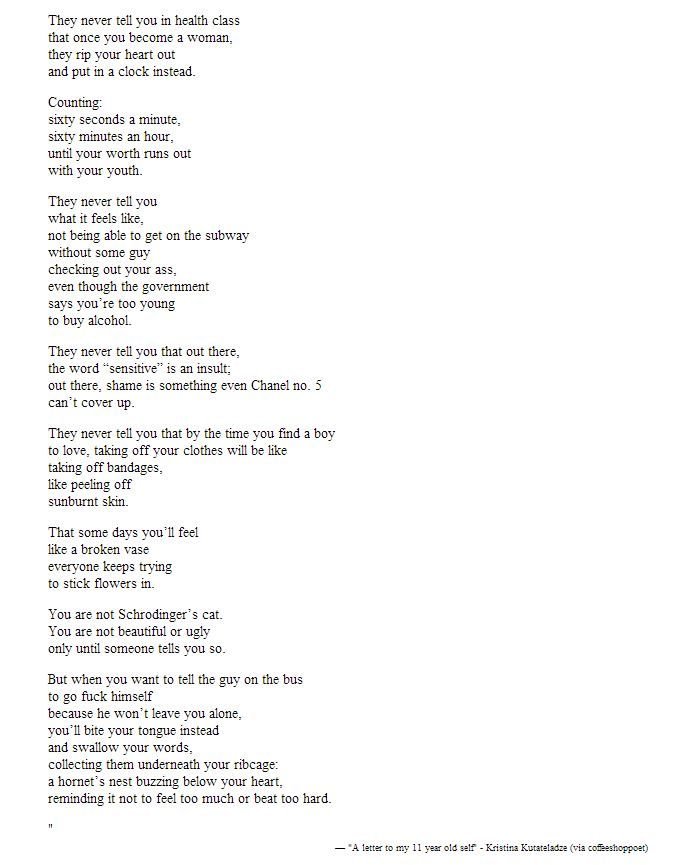 Tumblr Sad Love Poems | Car Interior Design