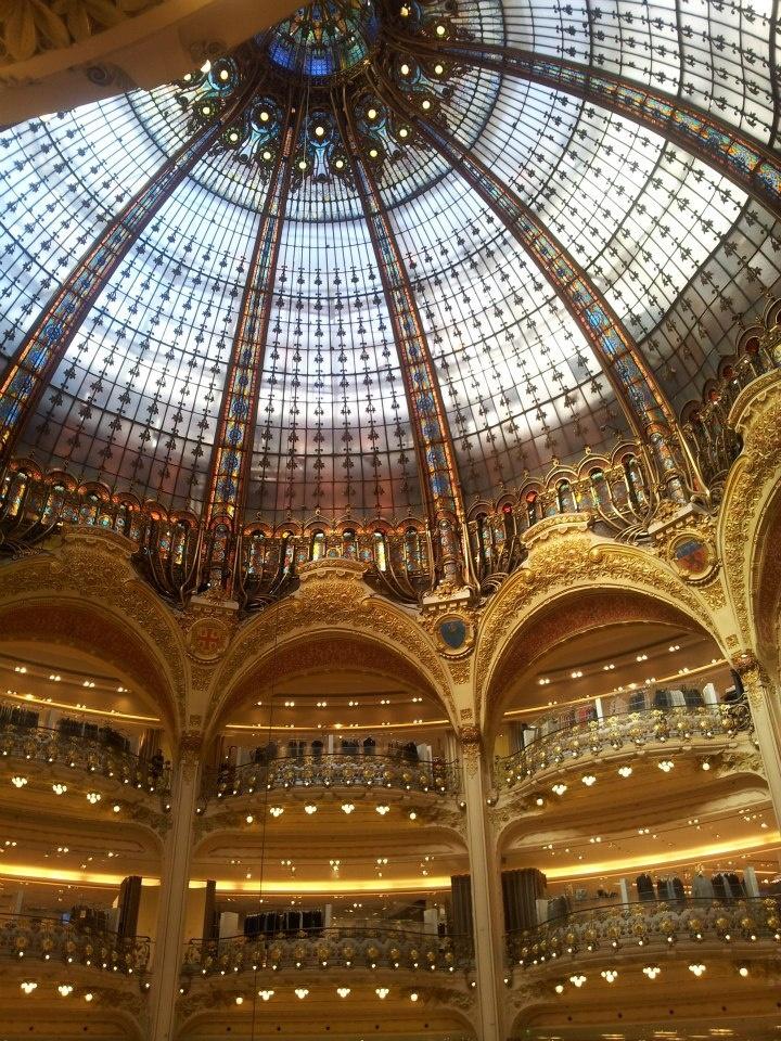 Galeries La Fayette Paris