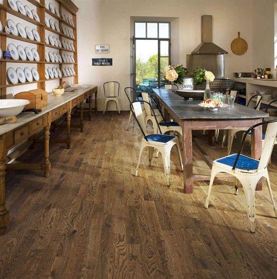 Kahrs Oak Moss Engineered Wood Flooring