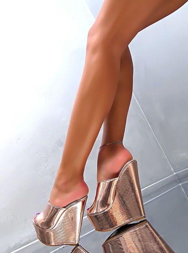 Pin En Chofo Mujer De ModaPlataformas ZapatosZapatos Y oedCBWrx