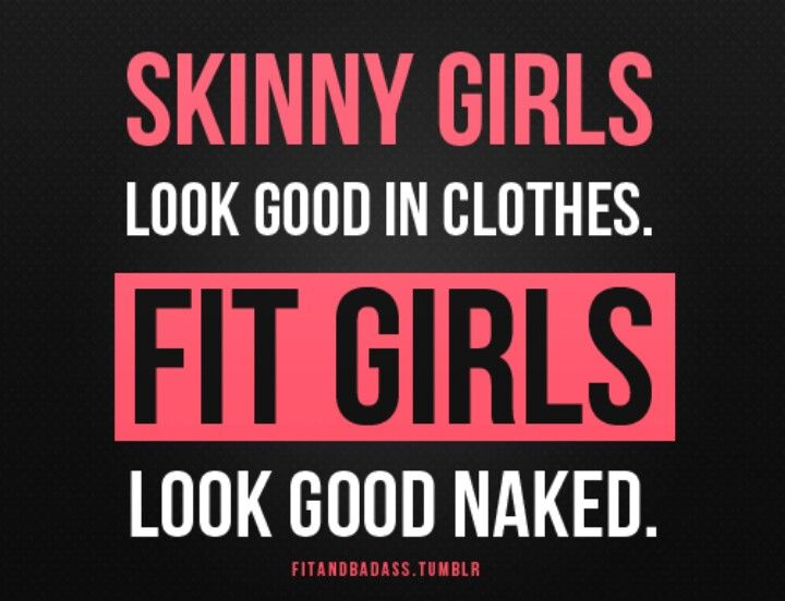 """Dear """"fit girls"""" stop pretending you're somehow superior to """"skinny girls"""". That's still body shaming."""