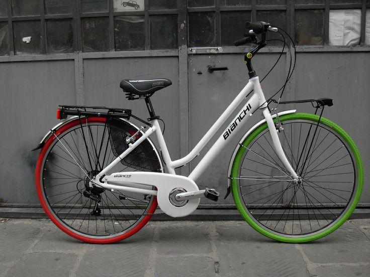 Anche le nostre bici tifano ITALIA #forzazzurri