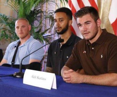 Les trois américains du Thalys, le Marocain avait une motivation terroriste