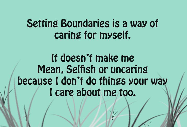 boundaries in a relationship quotes