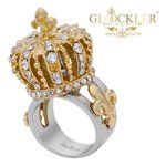 Ring - Goldkrone