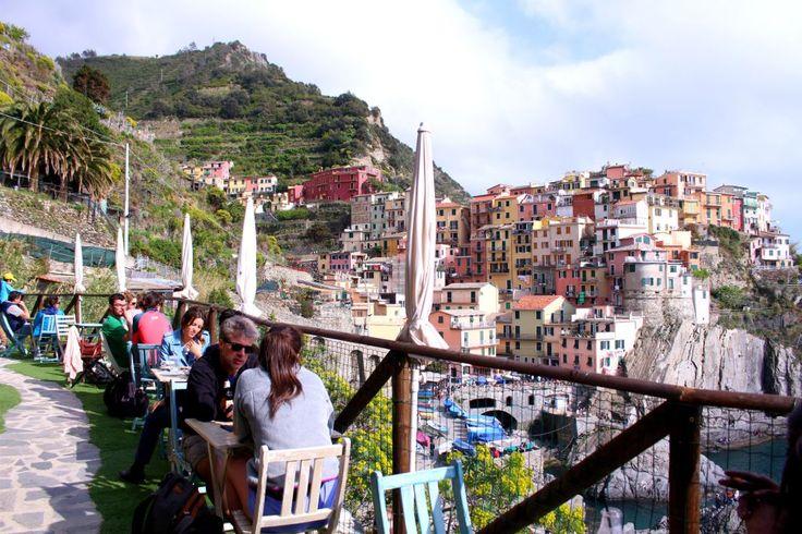 Nessun Dorma restaurant- Manarola Cinque Terre Italy